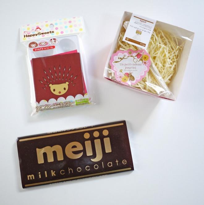 chocolate molding supplies