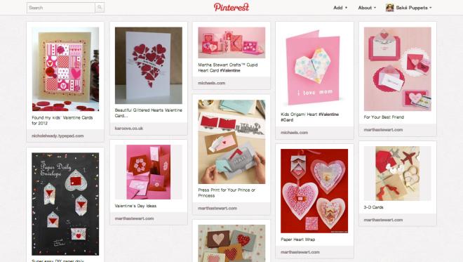 Pinterest Valentines