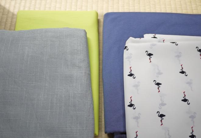 Nippori fabric haul