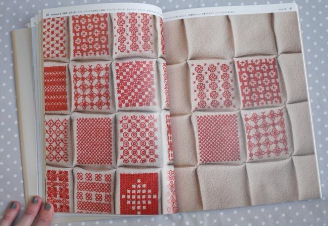 p40-41 下田直子の手芸技法 Handcraft Techniques by Naoko Shimoda