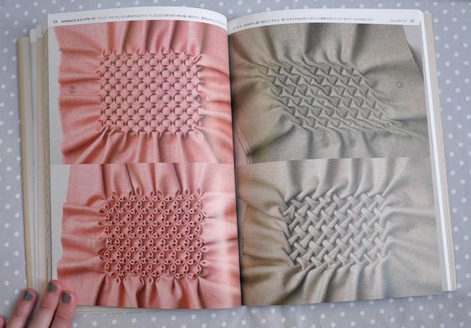 p64-65 下田直子の手芸技法 Handcraft Techniques by Naoko Shimoda