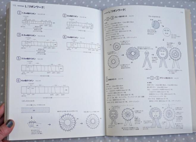 p112-113 下田直子の手芸技法 Handcraft Techniques by Naoko Shimoda