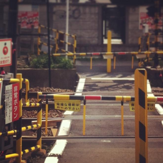 Shimokita side streets