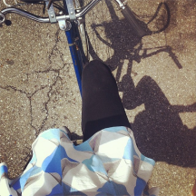 wk1/1: Riding Peplum tank