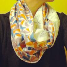 wk2/2: scarf (again!)