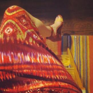 wk5/1: Charlotte skirt
