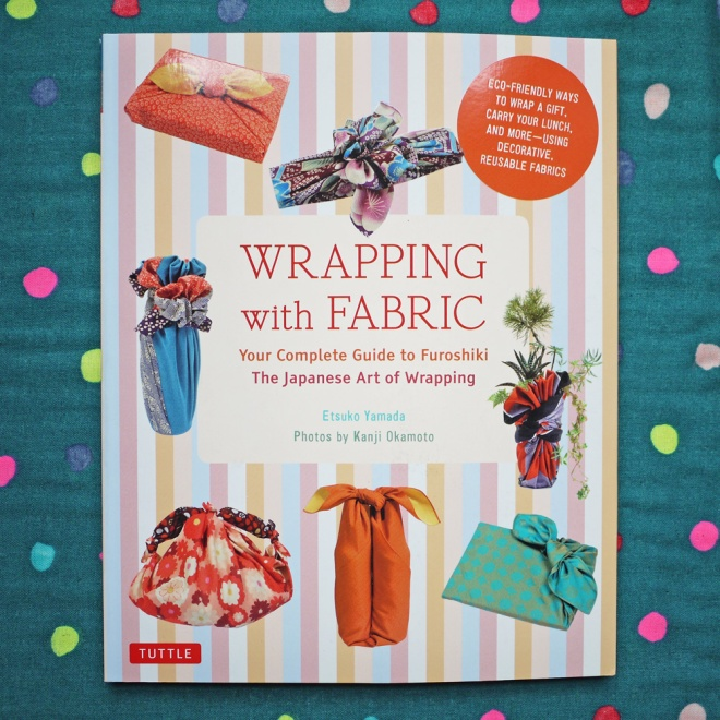 Book Review: Wrapping with Fabric